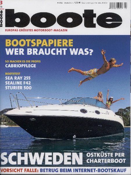 Boote 03/2011